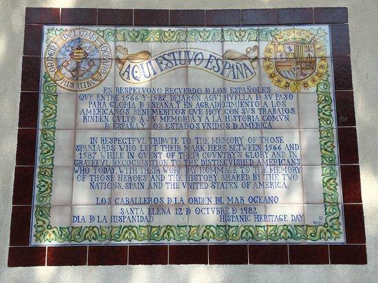 Charlesfort / Santa Elena Monument