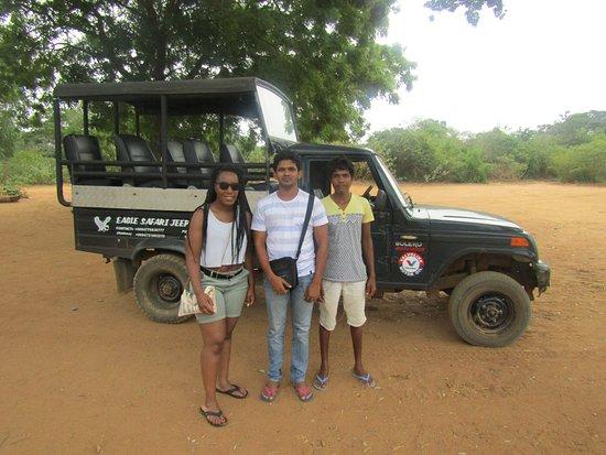 Kalutara, Sri Lanka: Yala safari