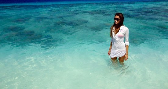 Fihalhohi Island Resort: Fihalhohi paradise in Nov 2015