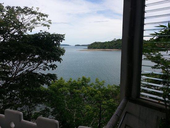 Исла-Бока-Брава, Панама: The Island is Beautiful
