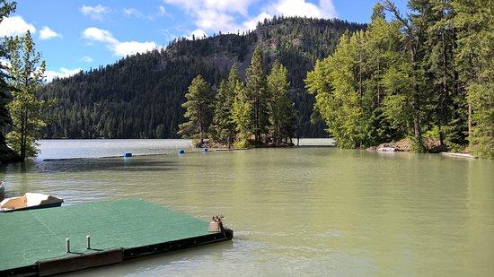 Naches, WA: Rimrock Lake East View