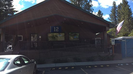 Rimrock Lake Resort: Office, Store, and Cafe