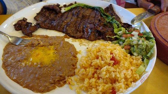 American Fork, UT: Carne asada y Chile relleno