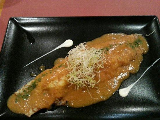 Isaba, Spain: Restaurante Azpirotz