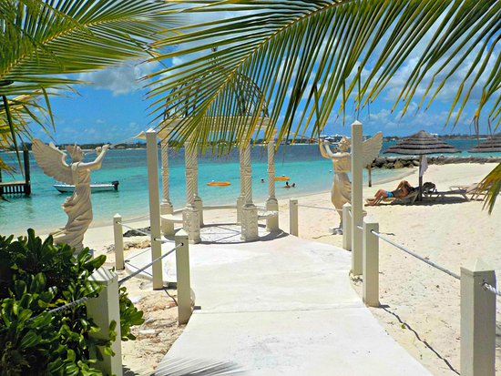 Sandals Royal Bahamian Spa Resort Offs Island Wedding Gazebo