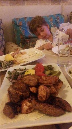 Ливанская кухня в Черногории.