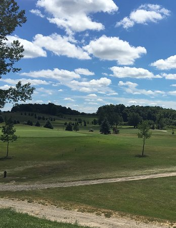 Springville, Nowy Jork: Another beautiful day of golf on the best course for your money by far!.