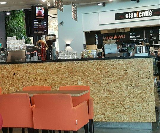 Ciao! Caffe Espa - kuva: Ciao! Caffe Espa, Helsinki - TripAdvisor