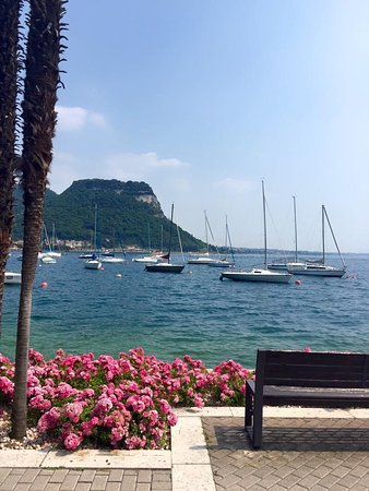 Beach in front of Bikini Bar (and hotel garden) - Bild von Hotel ...