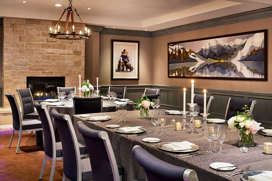 The St. Regis Aspen Resort: Aspen Room