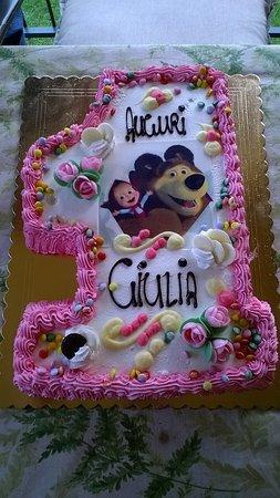 Settimo Torinese, Italia: compleanno di Giulia!