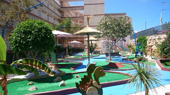 Mini-Golf Miraflores