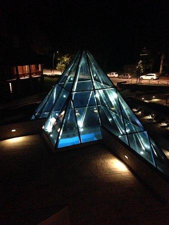 Abetone, Italia: veduta notturna