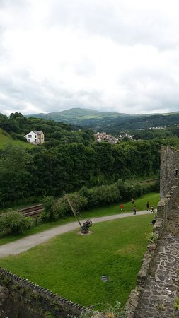 Conwy Castle: 20160726_114326_large.jpg