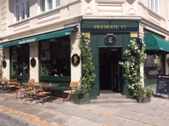 Frederik Vi København Restaurantanmeldelser Tripadvisor