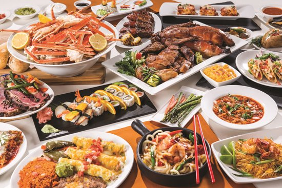 Marvelous Carnival World Seafood Buffet Picture Of Rio All Suite Home Interior And Landscaping Ologienasavecom