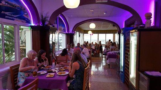 Puerto de la Duquesa, Spagna: Taj Mahal Indian Restaurant
