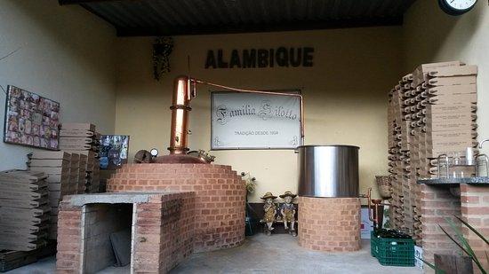 Serra Negra: Alambique