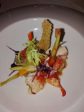 Hamont-Achel, Bélgica: Super lekker gegeten deze avond. Zeer aangenaam personeel. Kortweg een top avond. Wij zijn zeker