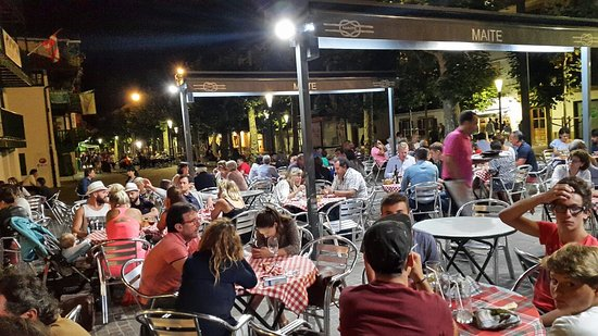 Bar Conchita : Txacoli y Anchoitas en un clásico de Hondarribia muy recomendable