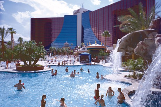 Rio Suites Las Vegas Reviews
