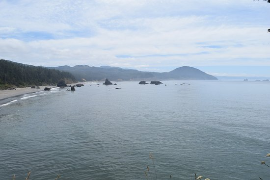 Port Orford, OR: Beautiful View
