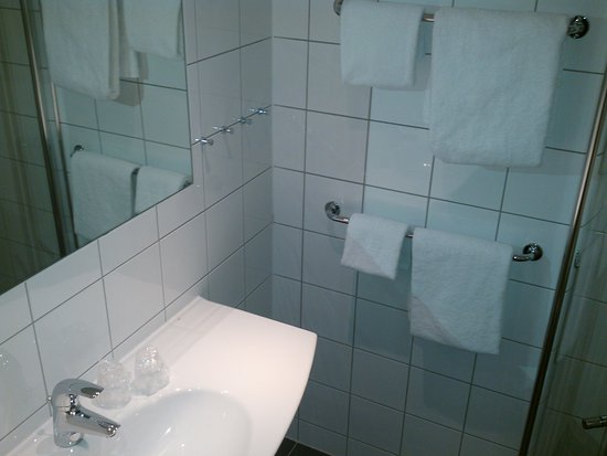 Comfort Hotel Xpress Youngstorget: lavabo