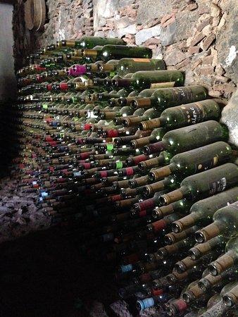 Santiago del Teide, Espagne : Старинный виный погреб , отличное место для фото