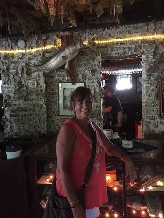 Cabbage Key Inn Picture