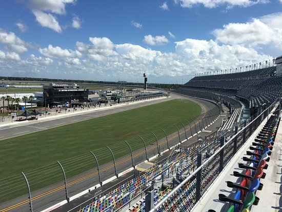Daytona Dog Track >> Daytona Coke Zero 400 Review Of Daytona International