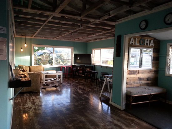 Aloha Surf Hostel Photo
