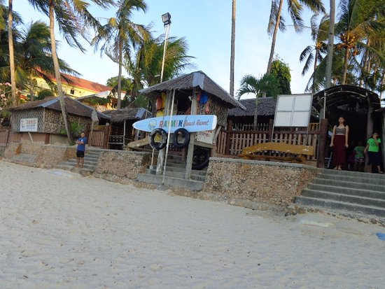 Raymen Beach Resort Photo