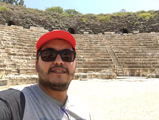 Anfiteatro de Beit She'an