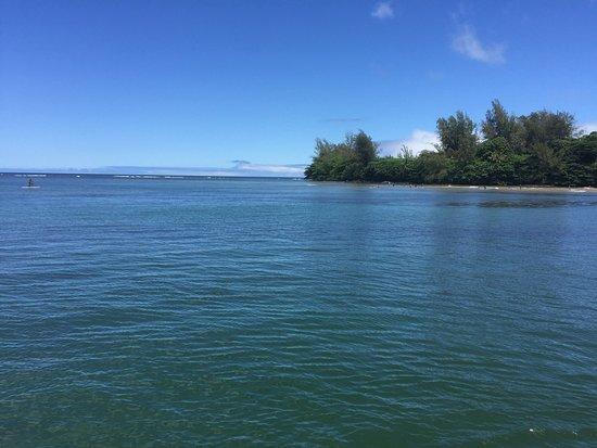 Hanalei Beach - Picture of Hanalei Pier, Hanalei - TripAdvisor