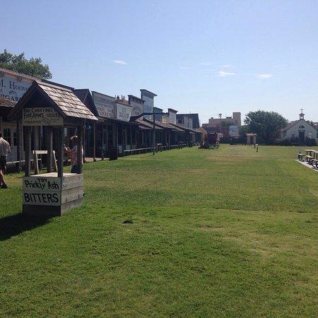 Boot Hill Museum   500 W Wyatt Earp Blvd, Dodge City, KS, 67801   +1 (620) 227-8188