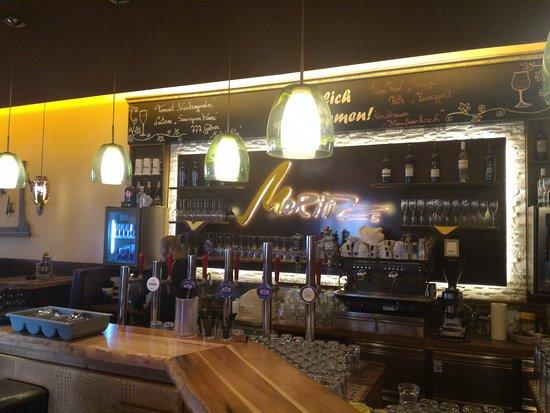 Gleisdorf, Österreich: Bar dasMoritz