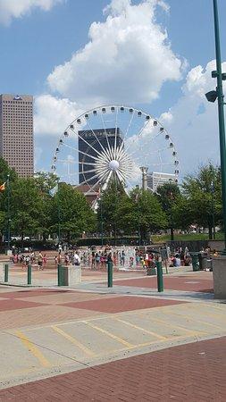 Centennial Olympic Park: 20160725_155711_large.jpg