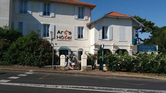 Saint-Palais-sur-Mer, Francia: Art's Hotel