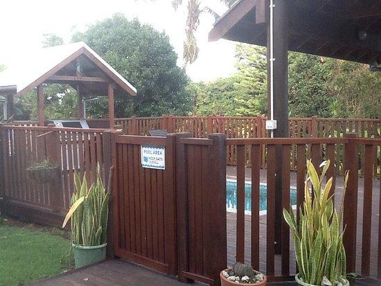 Norfolk Island, Australien: Pool area