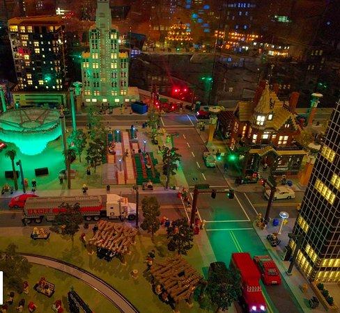 Τέμπε, Αριζόνα: Lego Mini City