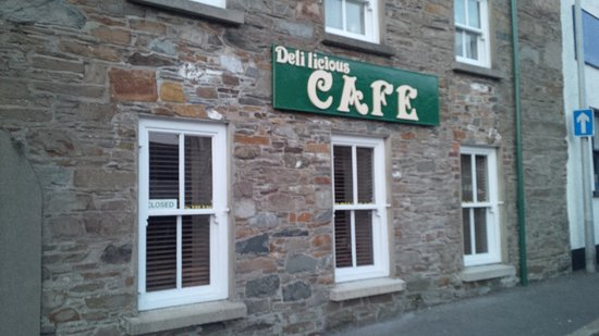 County Down, UK: deli-licious cafe