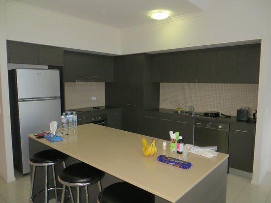 Bongaree, Australia: Kitchen