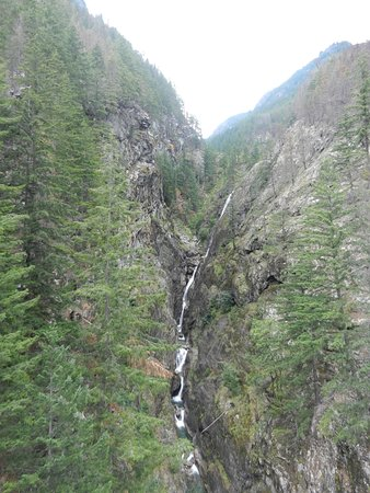 North Cascades National Park, วอชิงตัน: Gorge Creek.