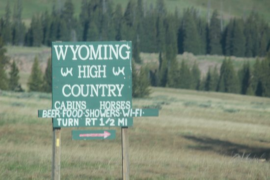 Sheridan, WY: Big Horn National Forest