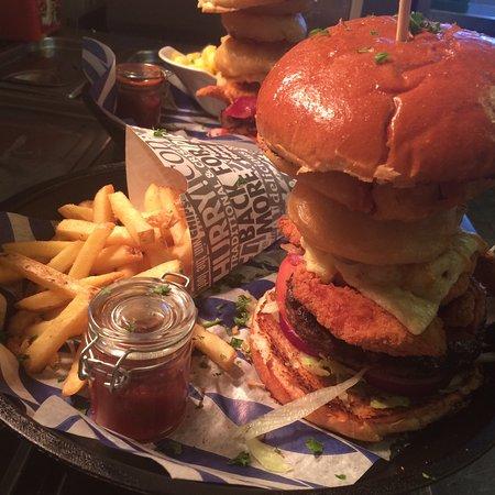Dungannon, UK: Yankeestar grillhouse