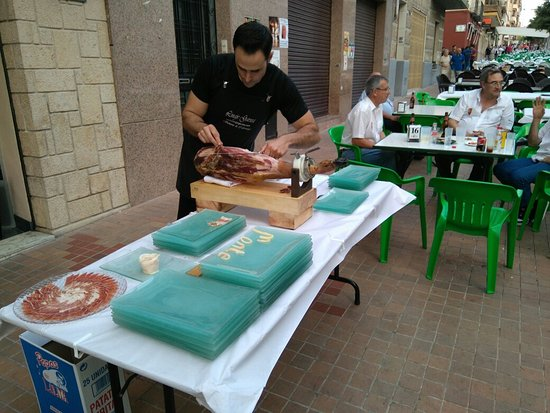 Cocentaina, Испания: Bar Monte