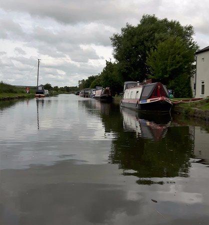 Burscough, UK: The Blue Swan