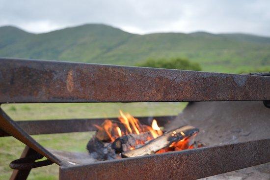 Rhyd Ddu, UK: Fire Pit