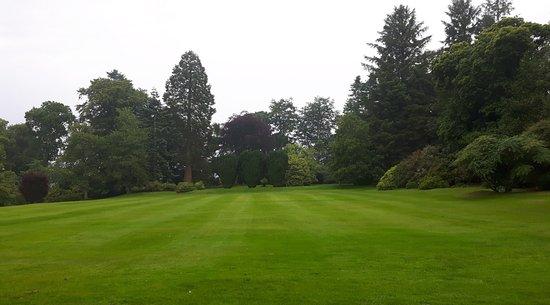 Banchory, UK: Gardens