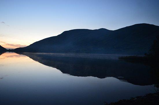 Rhyd Ddu, UK: Mist